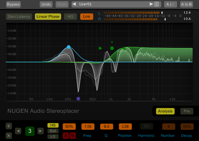 Stereoplacer full screenshot